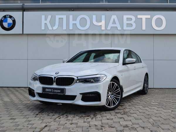 BMW 5-Series, 2019 год, 3 950 000 руб.