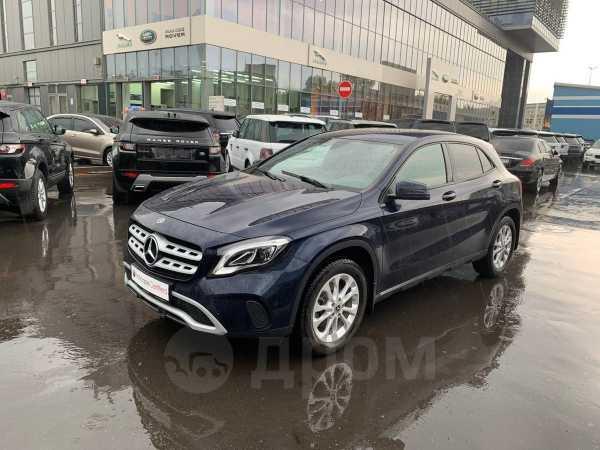 Mercedes-Benz GLA-Class, 2018 год, 1 837 000 руб.