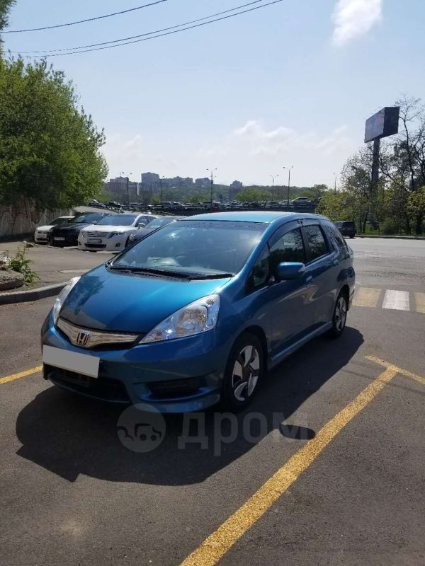Honda Fit Shuttle, 2012 год, 615 000 руб.