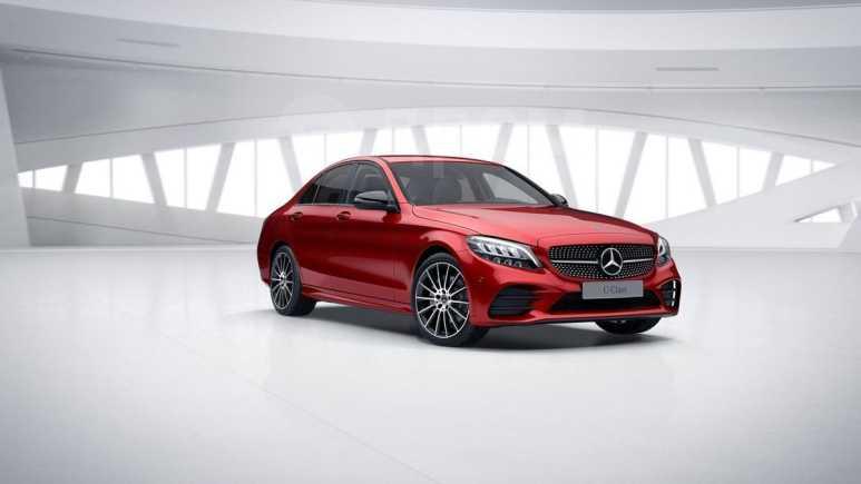 Mercedes-Benz C-Class, 2019 год, 2 695 450 руб.
