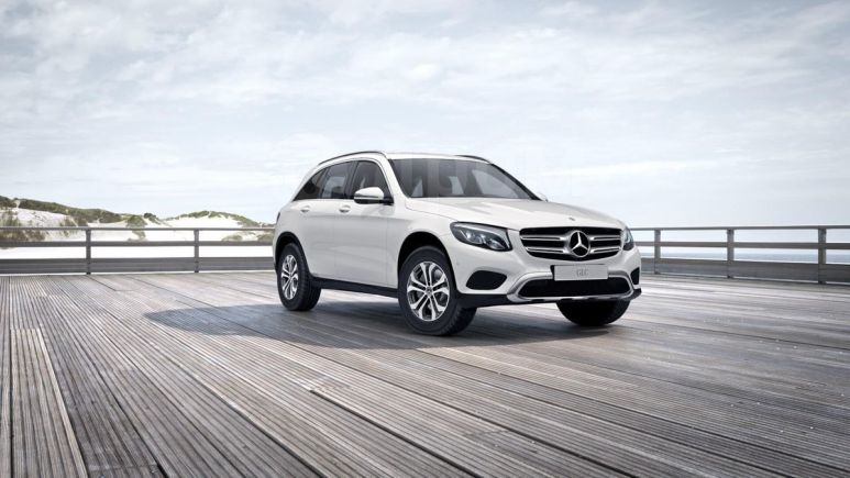 Mercedes-Benz GLC, 2019 год, 3 046 390 руб.
