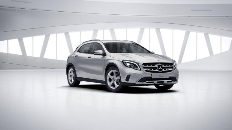 Mercedes-Benz GLA-Class, 2019 год, 2 082 464 руб.