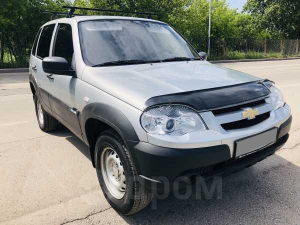Chevrolet Niva, 2014 год, 388 000 руб.