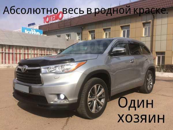 Toyota Highlander, 2014 год, 2 195 000 руб.