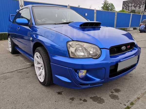 Subaru Impreza WRX STI, 2003 год, 705 000 руб.