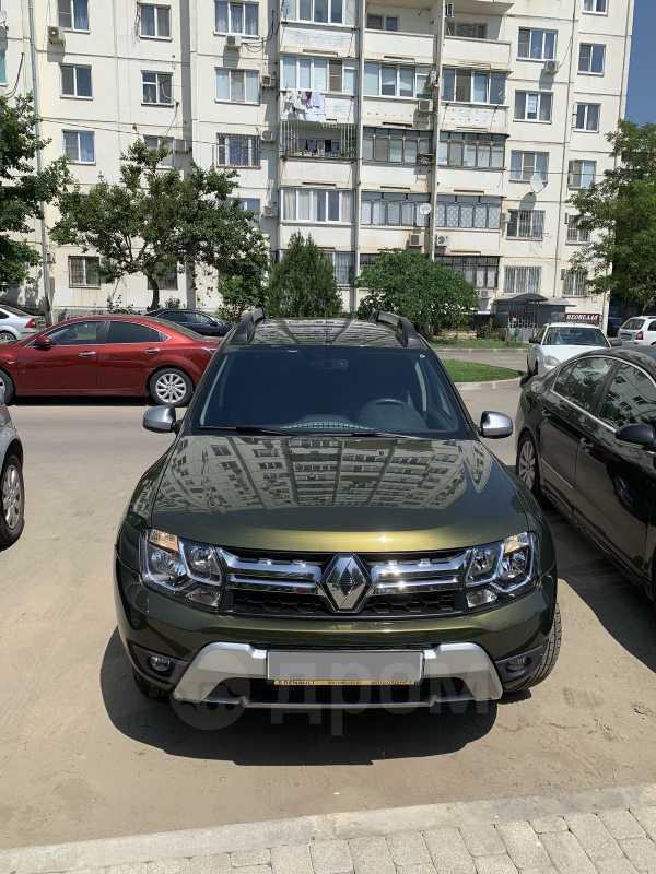 Renault Duster, 2017 год, 850 000 руб.