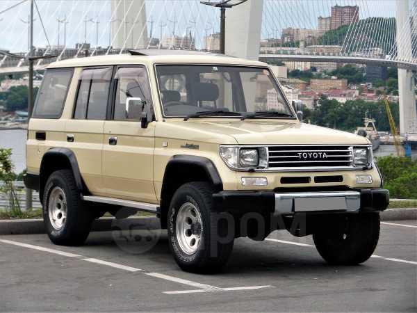 Toyota Land Cruiser Prado, 1993 год, 1 499 000 руб.