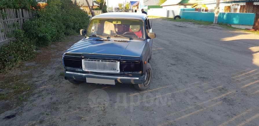 Лада 2107, 1990 год, 35 000 руб.
