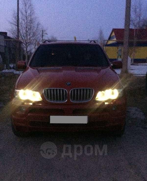 BMW X5, 2003 год, 460 000 руб.