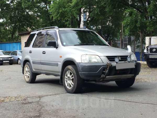 Honda CR-V, 1997 год, 181 000 руб.