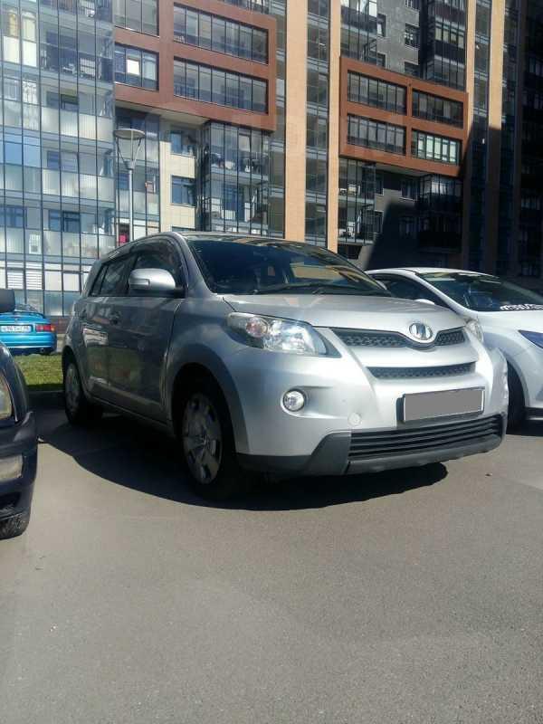 Toyota ist, 2008 год, 350 000 руб.