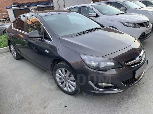Opel Astra, 2013 год, 595 000 руб.