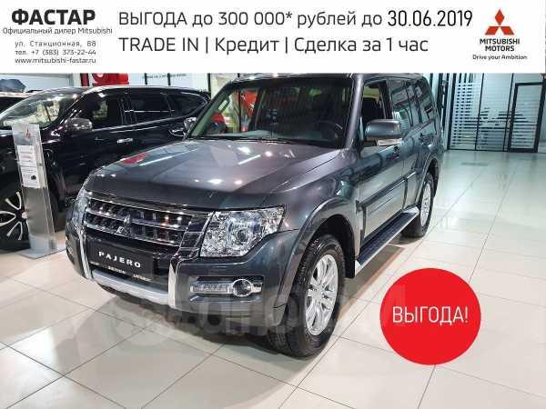Mitsubishi Pajero, 2018 год, 2 817 000 руб.