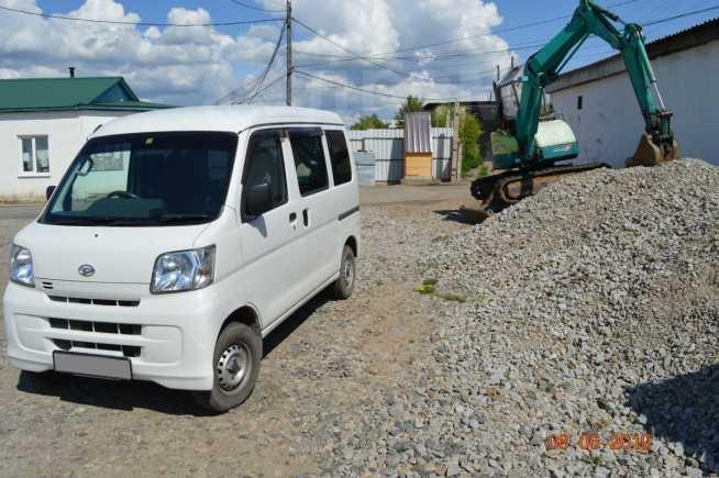 Daihatsu Hijet, 2012 год, 349 000 руб.
