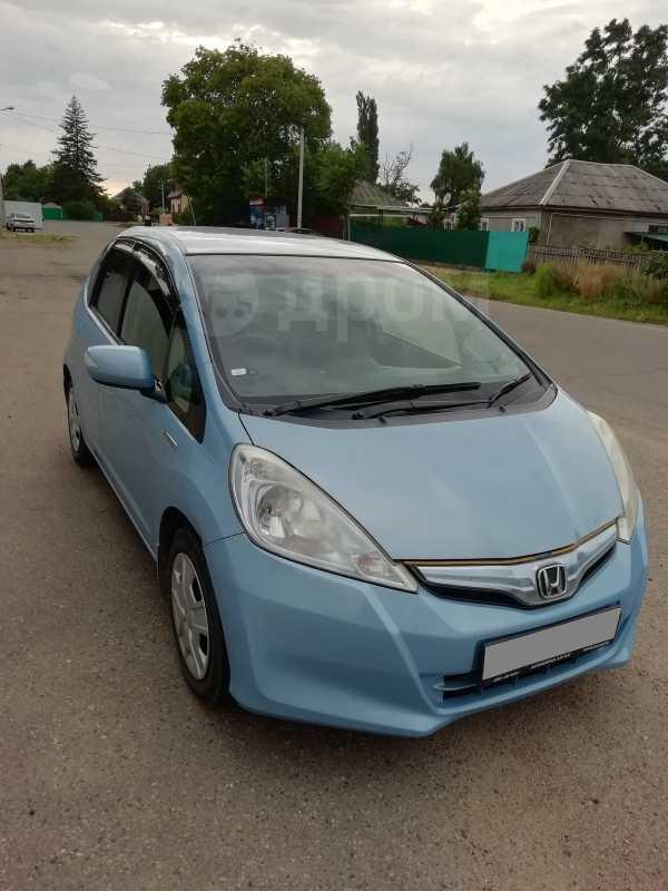 Honda Fit, 2013 год, 515 000 руб.