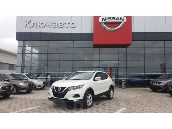Nissan Qashqai, 2019 год, 1 427 000 руб.