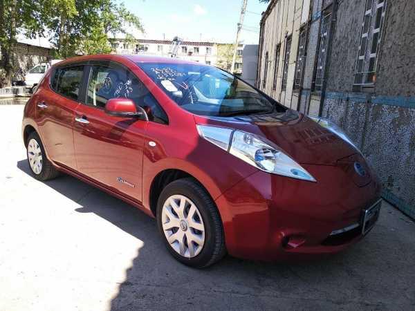 Nissan Leaf, 2013 год, 528 000 руб.
