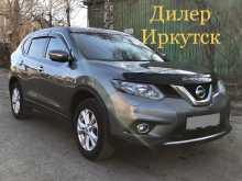 Иркутск X-Trail 2015