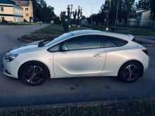 Киселёвск Astra GTC 2012