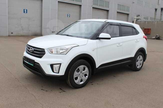 Hyundai Creta, 2018 год, 877 000 руб.