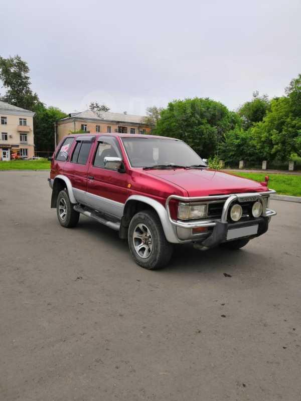 Nissan Terrano, 1994 год, 300 000 руб.