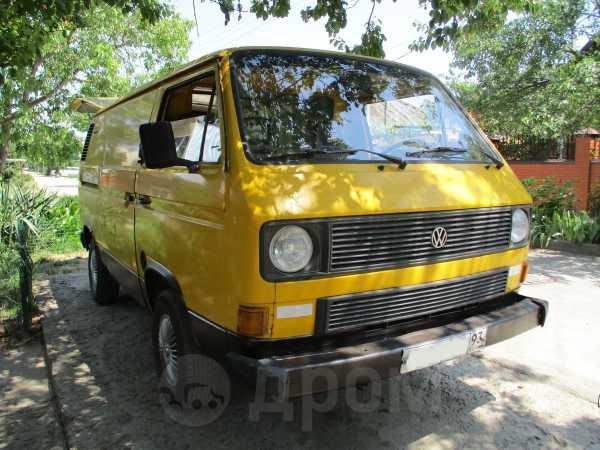 Volkswagen Transporter, 1985 год, 125 000 руб.