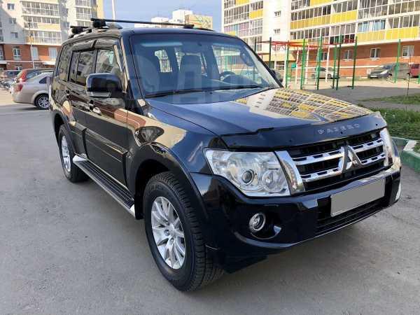 Mitsubishi Pajero, 2012 год, 1 308 000 руб.