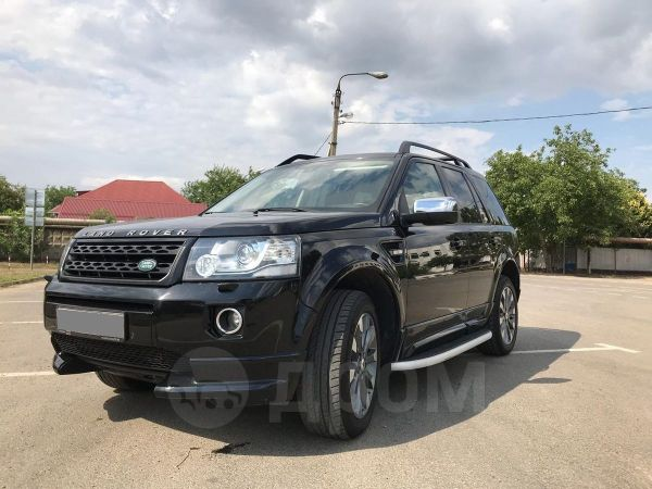 Land Rover Freelander, 2013 год, 1 140 000 руб.