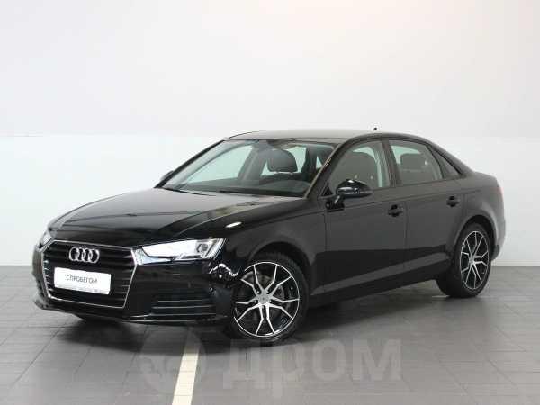 Audi A4, 2018 год, 1 640 000 руб.