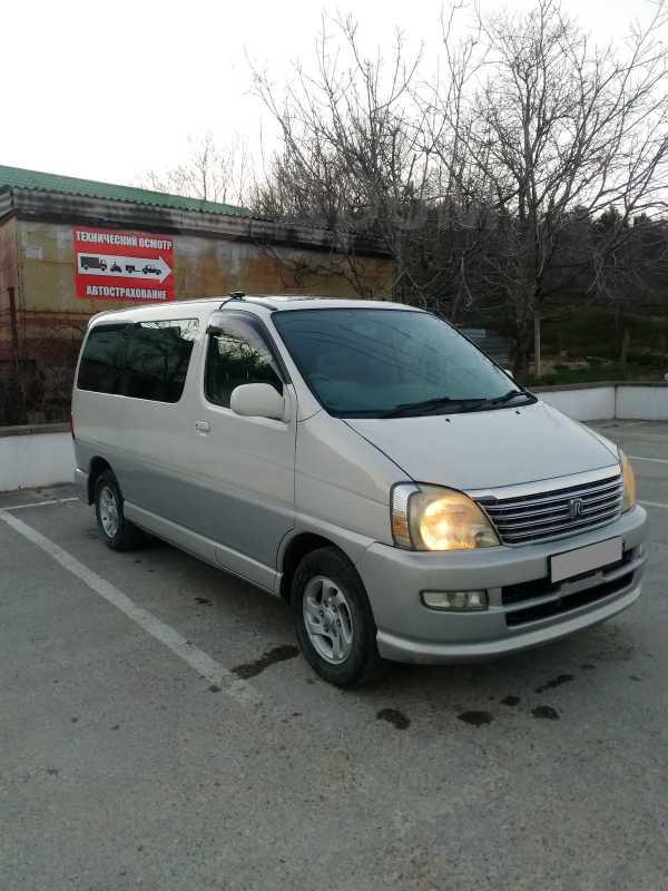 Toyota Regius, 2001 год, 460 000 руб.