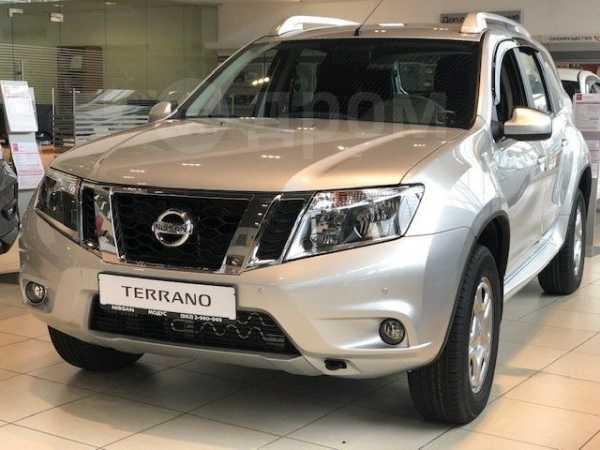 Nissan Terrano, 2019 год, 1 264 000 руб.
