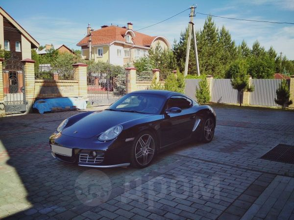 Porsche Cayman, 2008 год, 1 700 000 руб.