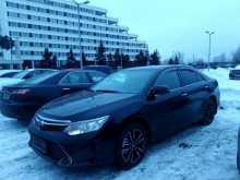 Якутск Toyota Camry 2016