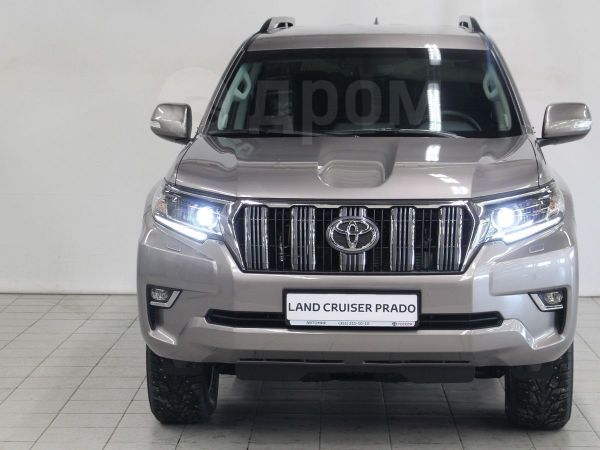 Toyota Land Cruiser Prado, 2019 год, 3 190 630 руб.