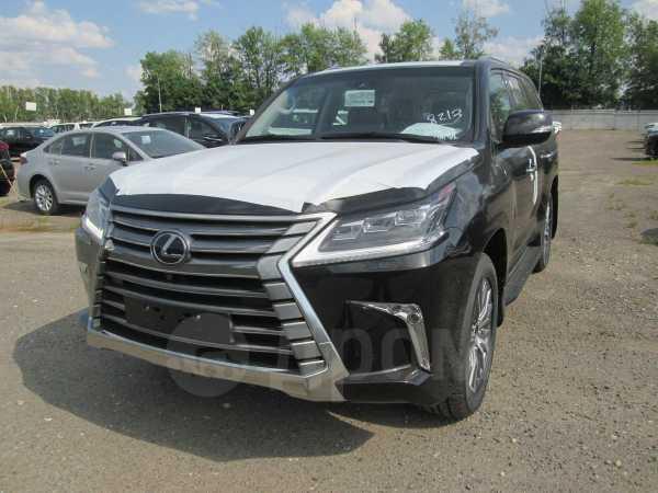 Lexus LX570, 2019 год, 7 323 000 руб.