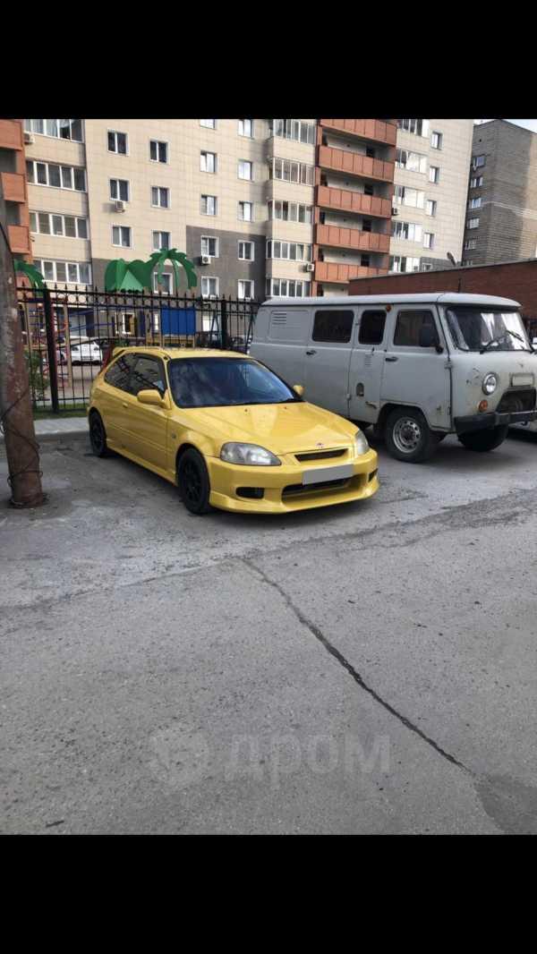 Honda Civic Type R, 1998 год, 450 000 руб.
