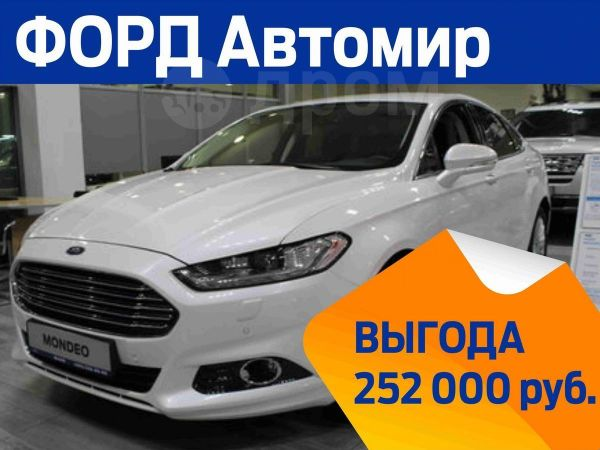 Ford Mondeo, 2019 год, 1 892 465 руб.