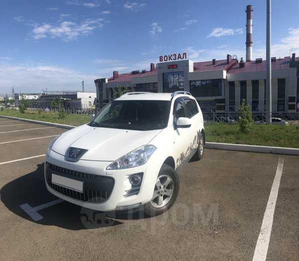 Peugeot 4007, 2012 год, 850 000 руб.