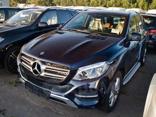 Mercedes-Benz GLE, 2018 год, 4 606 780 руб.