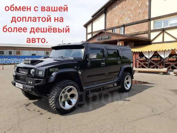 Hummer H2, 2003 год, 1 500 000 руб.