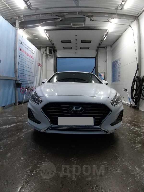 Hyundai Sonata, 2019 год, 1 500 000 руб.