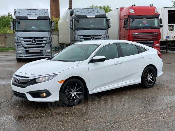 Honda Civic, 2016 год, 1 200 000 руб.