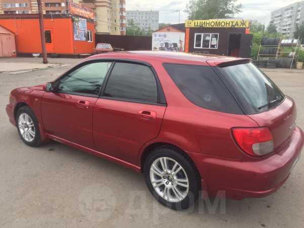 Subaru Impreza, 2001 год, 175 000 руб.