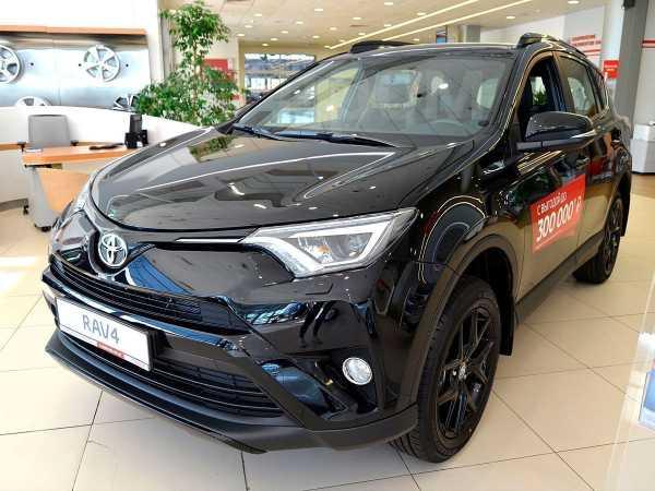 Toyota RAV4, 2019 год, 1 956 000 руб.