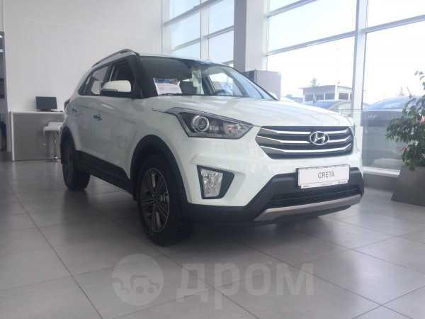 Hyundai Creta, 2019 год, 1 560 000 руб.