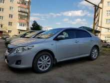 Каменск-Уральский Corolla 2008