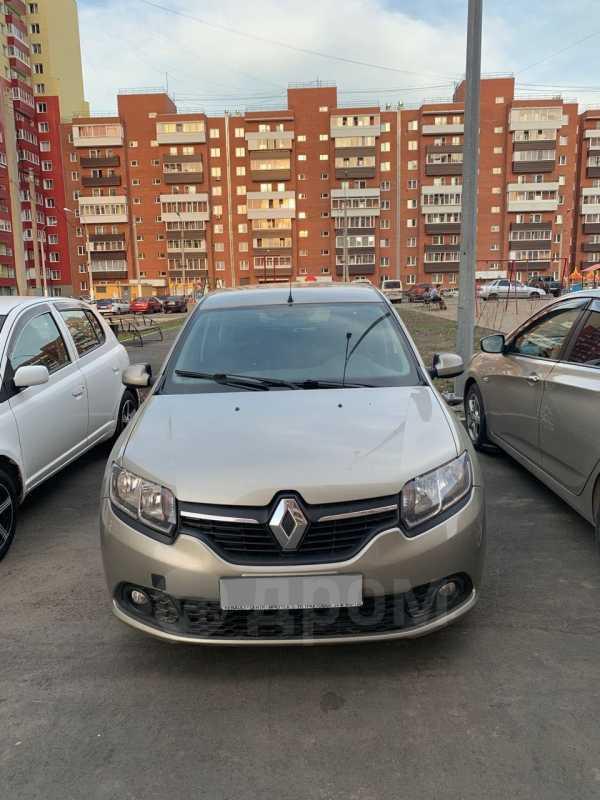 Renault Sandero, 2015 год, 365 000 руб.