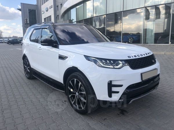 Land Rover Discovery, 2017 год, 4 380 000 руб.