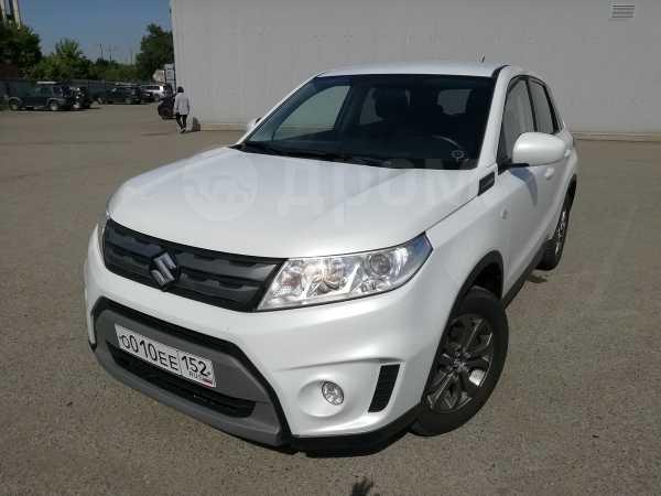 Suzuki Vitara, 2016 год, 1 160 000 руб.