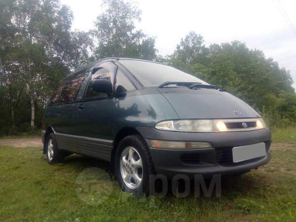 Toyota Estima Emina, 1993 год, 275 000 руб.